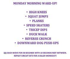 Monday Morning Circuit!