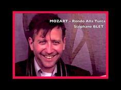 Mozart.  Turkish March Stéphane Blet Piano www.stephane-blet.com