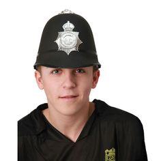 Casco de Policía Inglés #sombrerosdisfraz #accesoriosdisfraz #accesoriosphotocall