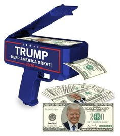 Trump 2017 Inaugural  Novelty Dollar in a Free Soft Polly Sleeve Free Shipping