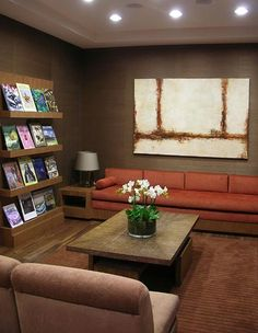 Waiting room, Antonio Martins Design