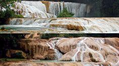 As razões do desaparecimento repentino de cachoeira de água azul no México