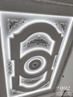 Drawing Room Ceiling Design, Plaster Ceiling Design, Gypsum Ceiling Design, Interior Ceiling Design, House Ceiling Design, Ceiling Design Living Room, Bedroom False Ceiling Design, Ceiling Light Design, Home Room Design