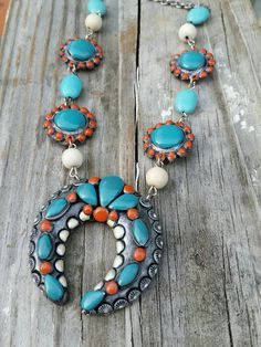 Check out this item in my Etsy shop https://www.etsy.com/listing/238307010/vintage-southwest-style-turquoise-old