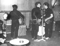 1960 was probably the most problematic year in The Beatles'… | Reliving_Beatlemania on Xanga