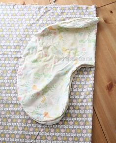 DIY Boppy Nursing Pillow Cover   littleredwindow.com   Sew your own nursing pillow cover, it's easy!