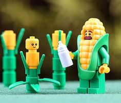 "3,317 Likes, 31 Comments - LEGO HUB (@lego_hub) on Instagram: """"Baby Corn""  Congratulations to the LEGO HUB Photographer of the Day: . …"""