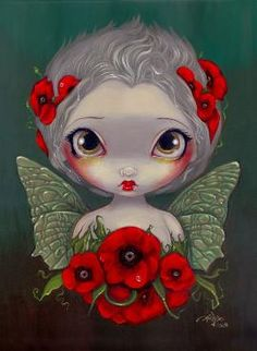 jasmine becket-griffith christmas - Google Search