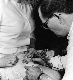 Περίεργα σχέδια τατουάζ από το 1920 μέχρι το 1970 (pics)   Patras Events
