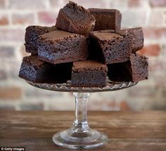 Nutella brownies: Tasty brownies can be made with two eggs, a cup of Nutella and half a cup of flour