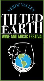 Tilted Earth Wine and Music Festival in Cottonwood, AZ