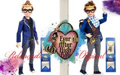 Dexter Charming, Monster High Dolls, Ever After, Princess Zelda, Charmed, Boys, Fictional Characters, The Vow, Baby Boys