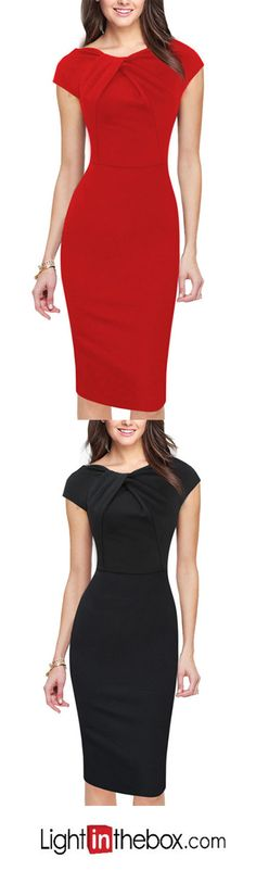 Women's Daily Going out Plus Size Casual Street chic Sheath Dress