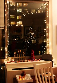 13 Best Christmas Window Lights Ideas images | Christmas Decor ...