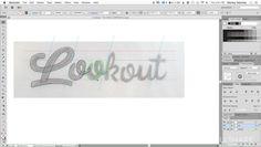 (5) Designing a Logotype with Mackey Saturday - Skillshare