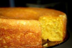 BOLO PRATICO DE MILHO DE LIQUIDIFICADOR | Doces e sobremesas > Receitas de Liquidificador | Receitas Gshow