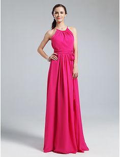love this dress! it's long but fun and not crazy formal