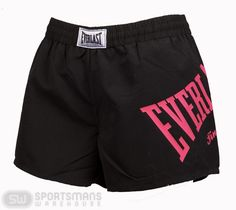 Everlast shorts are really cute