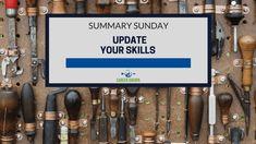 Summary Sunday: Update Your Skills