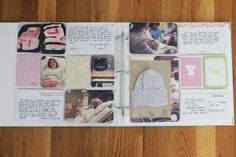 Happy February, everyone! Today I'd love to share some more pages of Caylin's baby album that I decided to redo in the Project Life style using the Baby Edition for Her! You can read about why I decided to redo Caylin's album HERE and see Part 1 of her album HERE.  If you have …