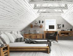 Att bo litet behöver inte betyda att bo trångt. ✅ Utnyttja väggytorna uppåt och underskatta aldrig nyttan av en extra klädbyrå. ✅ Välj ljusa färgnyanser ✅ Glöm inte en låg sängram eller soffa för att skaffa en luftigare känsla. På bilden ser du fina sovrumsmöbler ur serien CUBIC. Kika in i vår nätbutik för mer info. #sovrummet #sängram #förvaring #compactliving #botrångt #heminredning #inredningstips #inredningsinspo