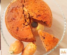 Torta Fichi e Noci Senza Burro e Uova