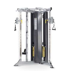 The TuffStuff Dual Adjustment Pulley System offers a unique dual resistance ratio, single ca At Home Workout Plan, At Home Workouts, Fitness Station, Sit Ups, Build Muscle, Muscle Building, Pull Up Bar, Stability Ball, Balance Exercises