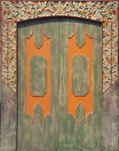 Balinese Doors & Balinese door   Fotos - \