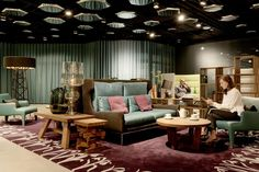 The New Lobby at Swissôtel Zurich 00004 - Architectism