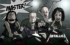 Metallica by Fantitlan on DeviantArt