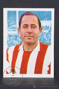 Cromo de Fútbol - Liga 1967-68 - Nº 96. Ruiz Sosa. Atlético de Madrid - Ed. Ruiz Romero