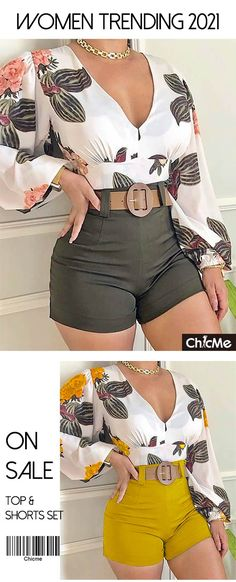 Cute Swag Outfits, Cute Summer Outfits, Chic Outfits, Fashion Outfits, Ways To Wear A Scarf, Pants For Women, Clothes For Women, Looks Chic, Couture Tops