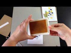 Stampin' Up! Watercolouring: Artisan Blog Hop