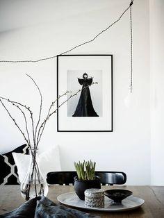 Small stylish attic apartment - COCO LAPINE DESIGNCOCO LAPINE DESIGN