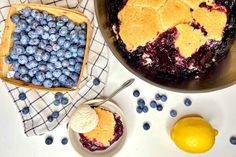 Dutch oven blueberry cobbler is one of those desserts that absolutely everyone will love, especially when it's topped with a scoop of vanilla ice cream. And it couldn't be easier to make. Dutch oven blueberry cobbler is one of those desserts that absolutely everyone will love, especially when it's topped with a scoop of vanilla ice cream. And it couldn't be easier to make. Dutch oven blueberry cobbler is one of those desserts that absolutely everyone will love, especially when it's topped…