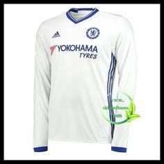 Fotballdrakter Chelsea FC Langermet Tredjedraktsett 2016-2017