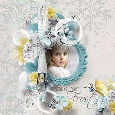 """Page réalisée avec le nouveau kit de Mooscrap's Designs """"Morning frost"""" (RAK Lily) : https://digital-crea.fr/shop/index.php?main_page=index&manufacturers_id=182 http://www.oscraps.com/shop/Guest-MoosScraps/?sort=&page=2"""