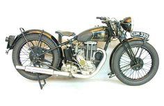 1936 Sunbeam motorcycles