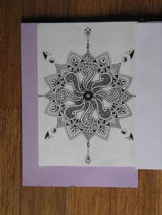 Simple Mandala 008 (page 55)