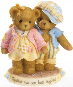 Cherished Teddies Through Thick & Thin