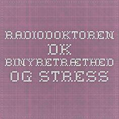 radiodoktoren.dk binyretræthed og stress