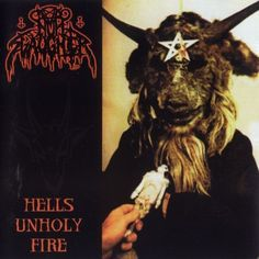 Nunslaughter - Hell's Uholy Fire