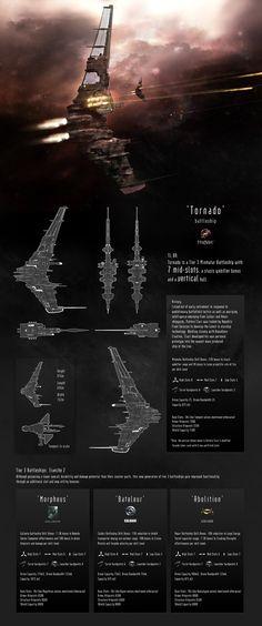 EvE Online -Tornado by =dreamwa1ker on deviantART