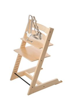 Tripp Trapp® Chair $249.00 (MORE COLORS AVAILABLE)  The chair that grows with the child.® The Tripp Trapp® is an ingenious highchair that revolutionised the children's chair category back in 1972 when it was first launched. It is designed to fit right up to your dining table, bringing your baby into the heart of your family, allowing him or her to learn and develop alongside you....