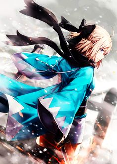 Fate Grand Order | Sakura Saber