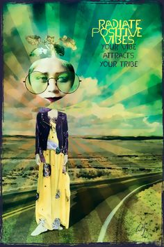 YOUR TRIBE: Art by Dale Botha - Sample Created with GOOD VIBES by itKuPiLLi Imagenarium @ Mischief CIrcus http://www.mischiefcircus.com/shop/product.php?productid=24540&cat=&page=