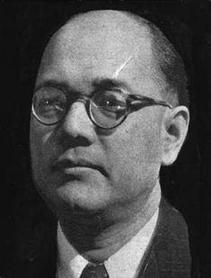 Portrait of Netaji Subhas Chandra Bose - c1945