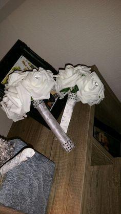 Hochzeits Deko Diamanten