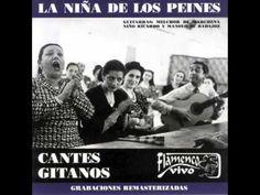 Pastora Pavón: La Niña De Los Peines- Alegrías  --  https://es.pinterest.com/aamanzanares/flamenco/