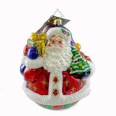 $55.00 Christopher Radko Festive Pair - Double Sided Santa/ Snowman Ornament - New for 2013 Christopher Radko http://www.amazon.com/dp/B00AJ12X0U/ref=cm_sw_r_pi_dp_FxnFwb0W345XP